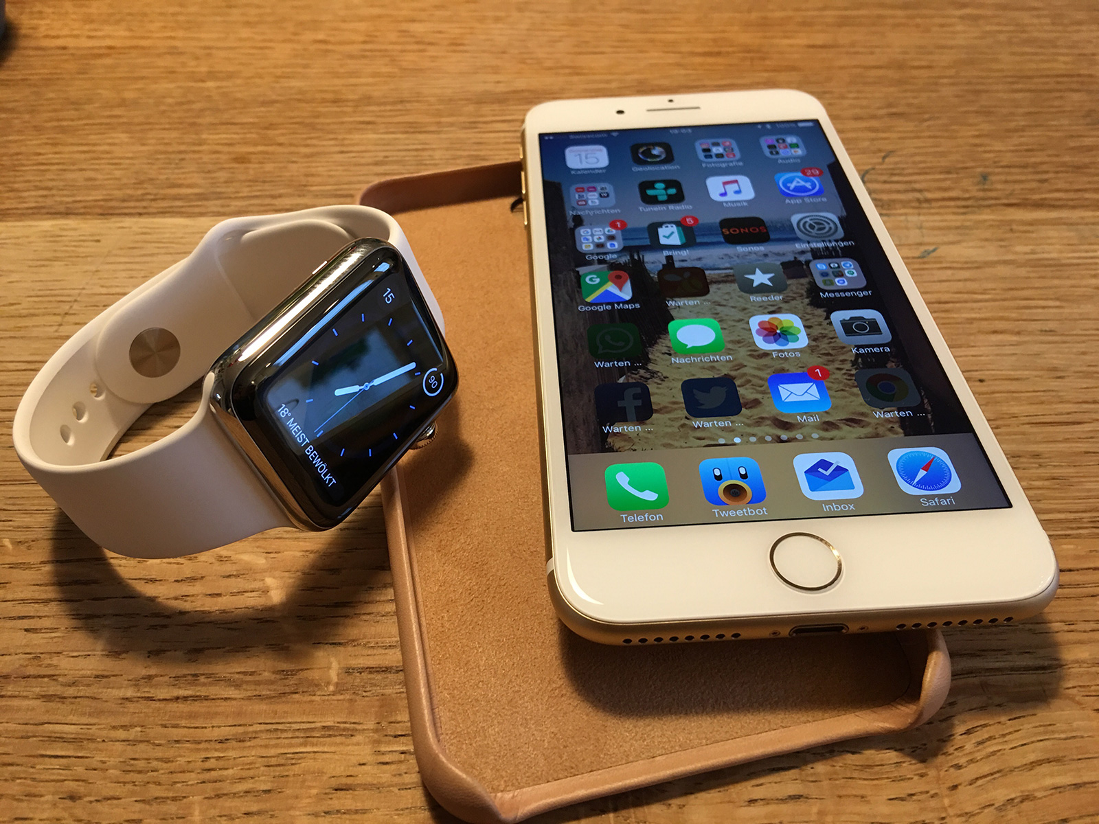 Test Apple Watch Series 2: Die Smartwatch wird erwachsen ...