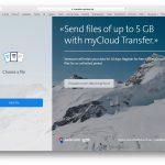 Swisscom myCloud Transfer – Einfacher Dateiaustausch bis 5 Gigabyte