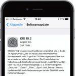 Apple veröffentlicht iOS 10.2 für iPhone und iPad