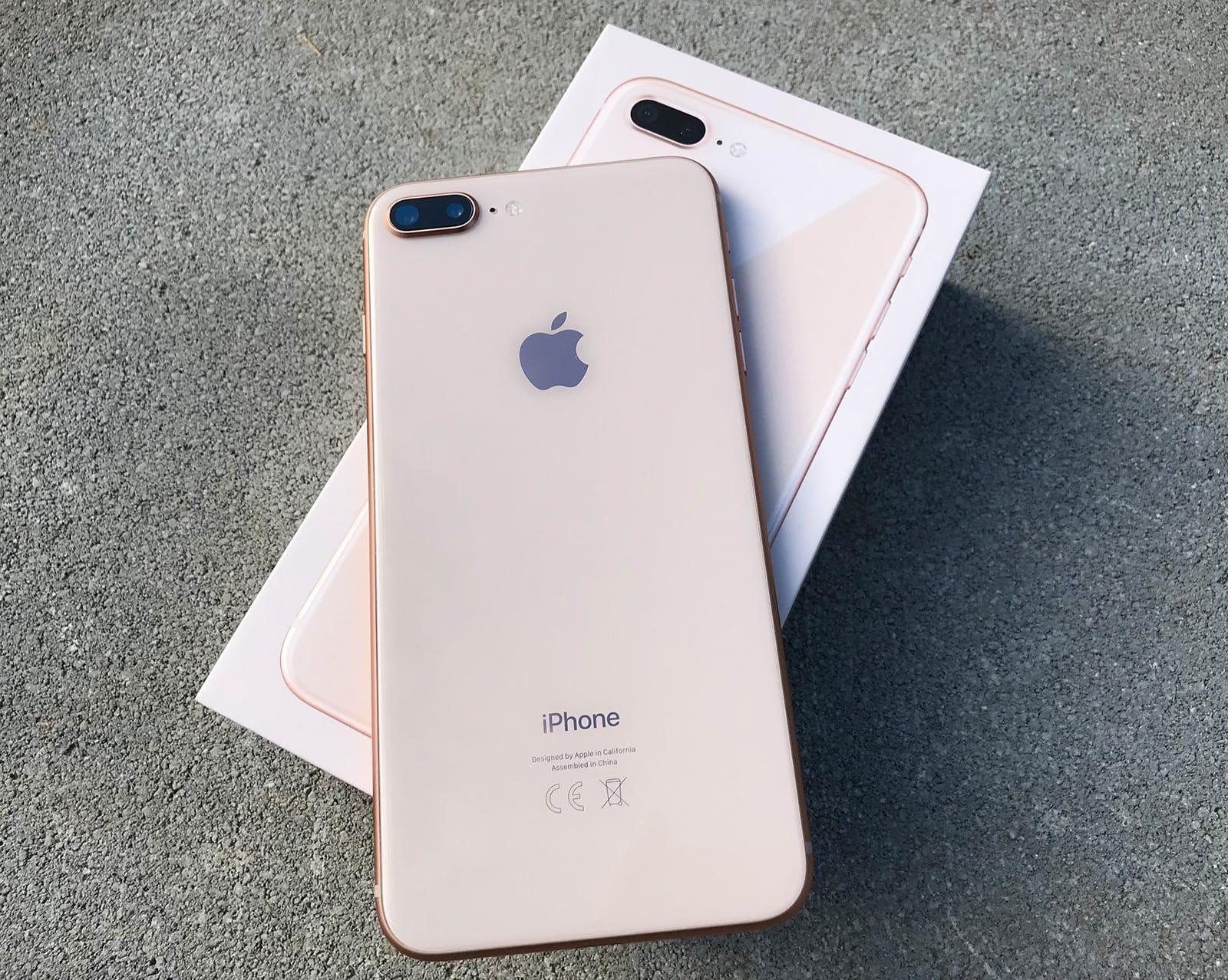 Test IPhone 8 Plus Der Vergessene Champion