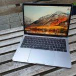 MacBook Pro 2018 getestet: Workstation-Power für unterwegs